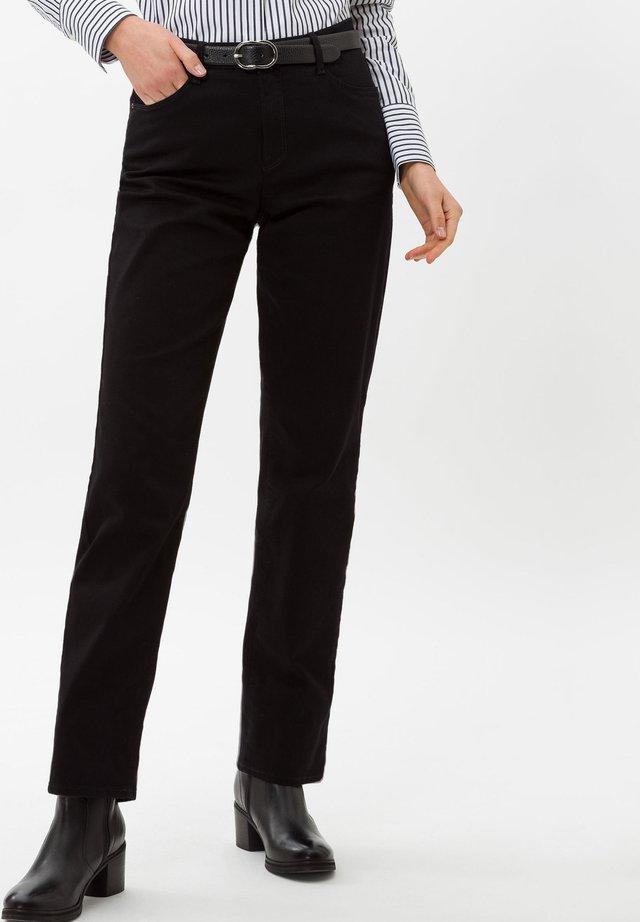 Pantaloni - clean perma black