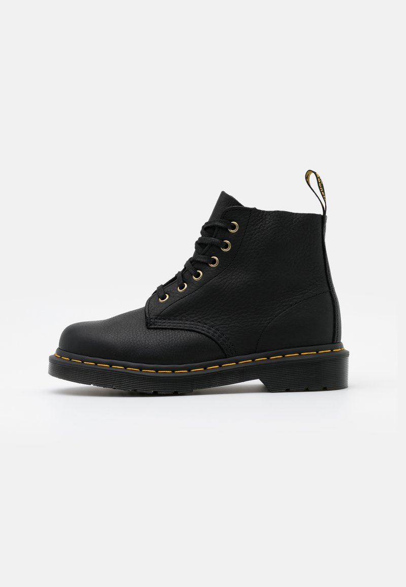 Dr. Martens - 101 - Lace-up ankle boots - black