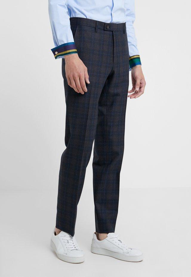CRAIG - Oblekové kalhoty - dark blue