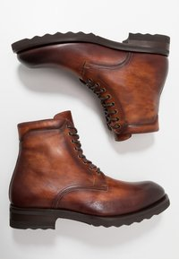 Magnanni - DUNA - Lace-up ankle boots - conac - 1