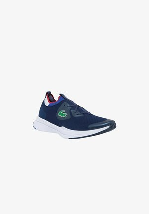 Baskets basses - navy and white