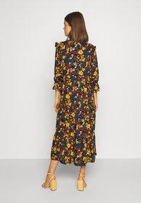 ONLY - ONLNALINA DRESS - Robe chemise - black - 2