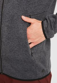 O'Neill - PISTE FULL ZIP  - Fleece jacket - black out - 4