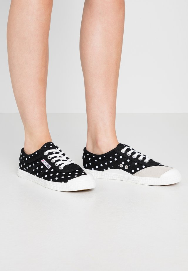 POLKA - Sneakers basse - black