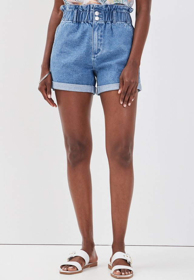 Shorts di jeans - denim double stone