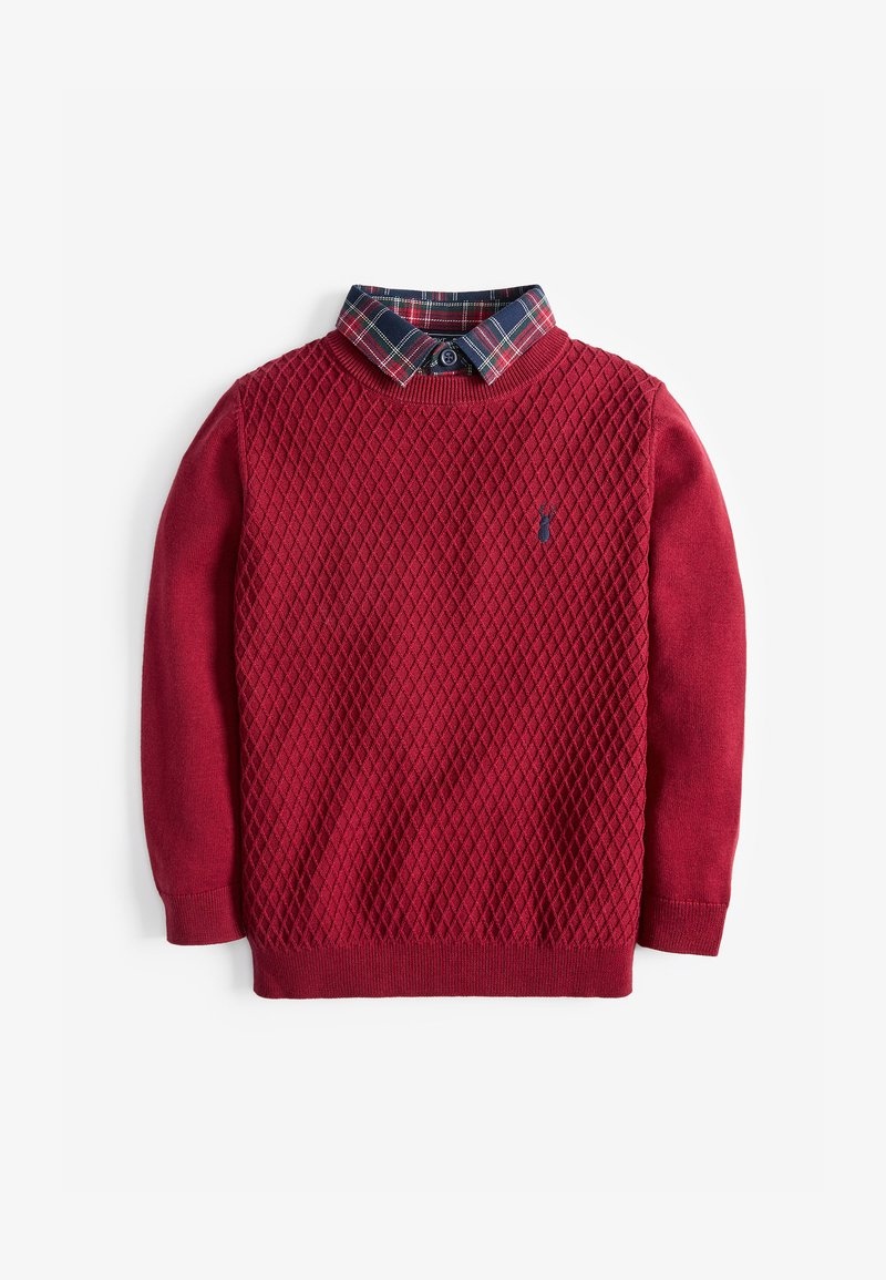 Next - Jumper - red