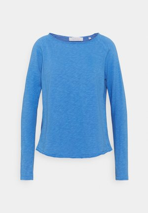 HEAVY LONGSLEEVE - Long sleeved top - sky blue
