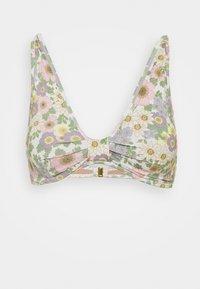Underprotection - MELINA  - Bikini top - purple - 3