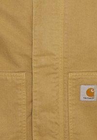 Carhartt WIP - ARCAN JACKET  - Denim jacket - dusty brown - 6