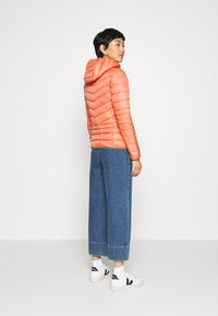 TOM TAILOR DENIM - LIGHT PADDED JACKET - Lett jakke - burnt coral - 2