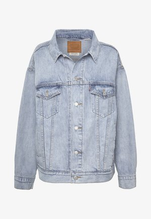 DAD TRUCKER - Denim jacket - michael