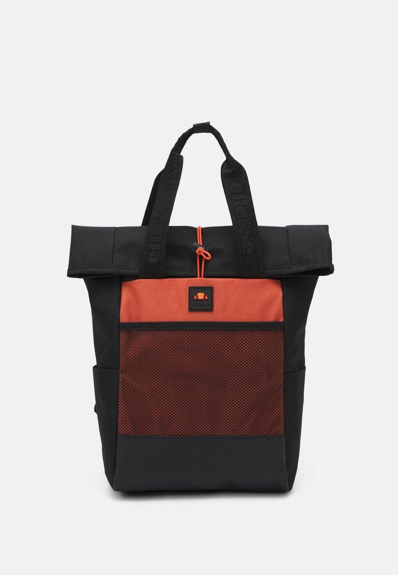 Ellesse - KANO UNISEX - Rucksack - dark orange