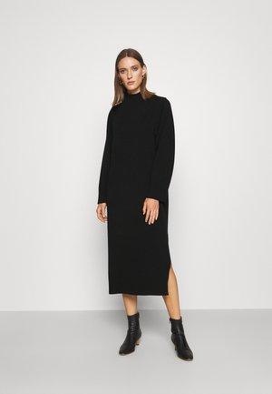 DRESS HIGHNECK - Jumper dress - moonless night
