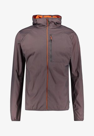 LARVIK - Outdoor jacket - copper