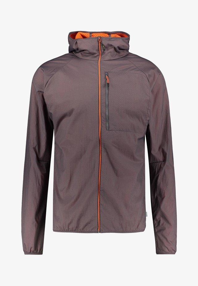 LARVIK - Outdoor jacket - copper