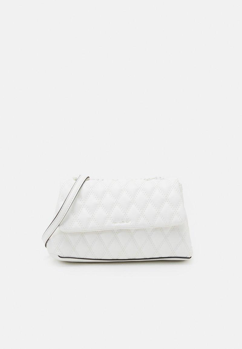 ALDO - RALISSI - Across body bag - bright white