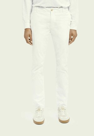 SLIM-FIT - Chinot - white