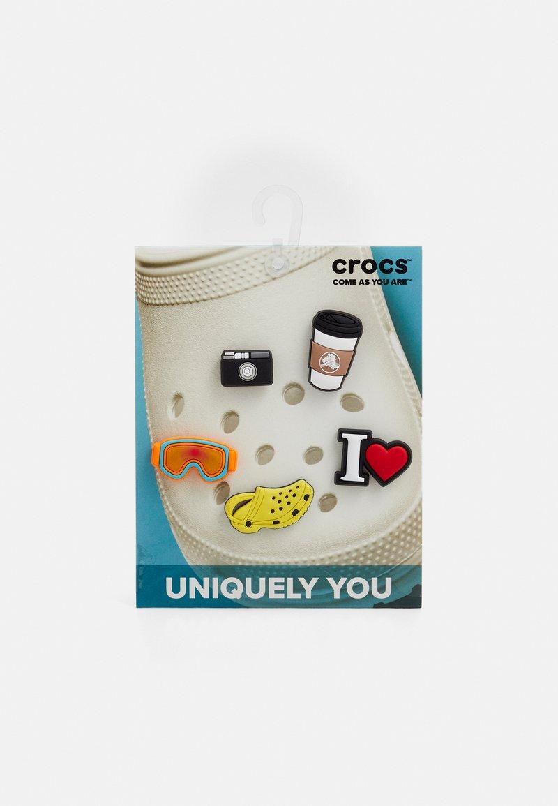 Crocs - SELFIE MOMENT 5 PACK - Pozostałe - multi-coloured