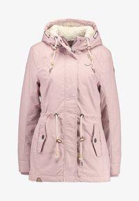 Ragwear - MONADIS - Parka - old pink - 4