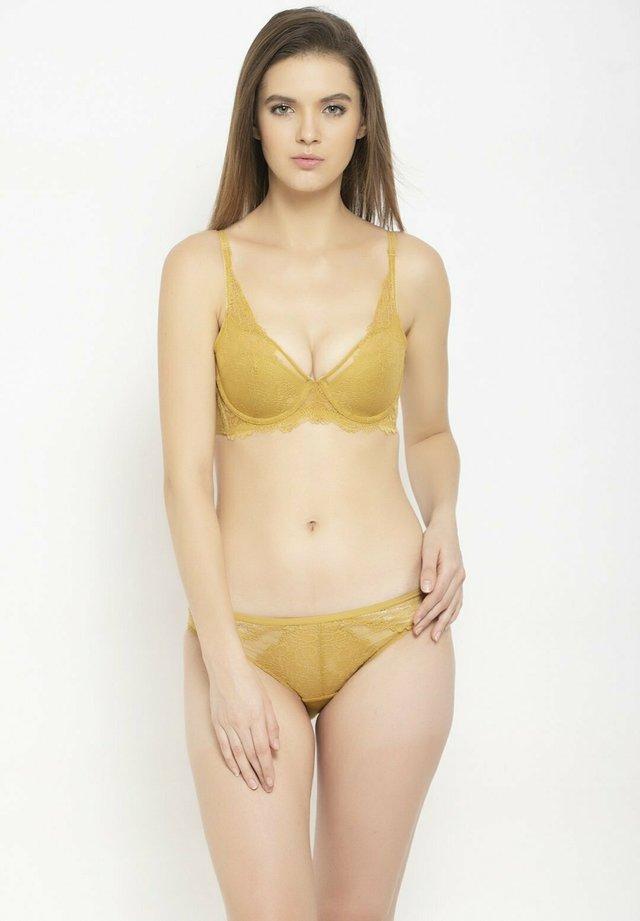 Beugel BH - yellow