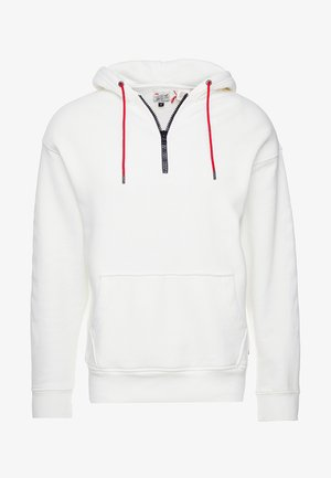 HALF-ZIP HOODY BY JUSTIN TIMBERLAKE - Sweat à capuche - snow