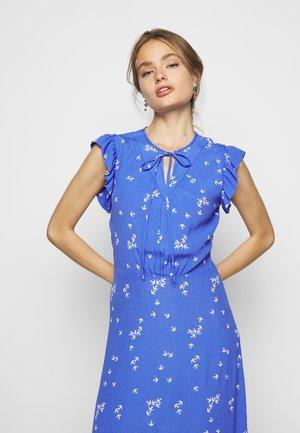 SPAINE - Denní šaty - amparo blue