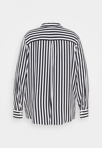 Tommy Hilfiger Curve - BLOUSE - Button-down blouse - desert sky - 1