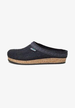 Slippers - graphite