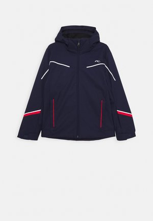 BOYS FORMULA JACKET - Ski jacket - atlanta blue