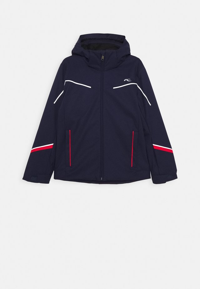 BOYS FORMULA JACKET - Skijakke - atlanta blue