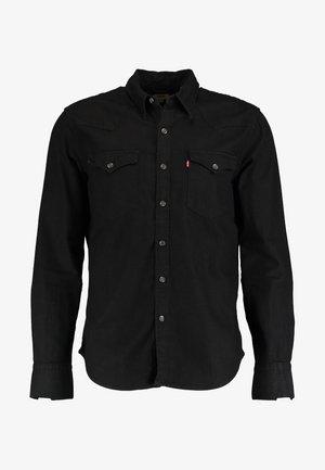 BARSTOW WESTERN - Camicia - black