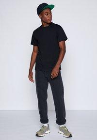 Dr.Denim - DASH - Straight leg jeans - night black - 1