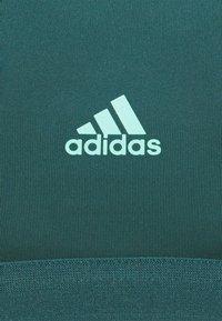 adidas Performance - SUMMER BRA - Reggiseno sportivo - wild teal/acid mint - 6