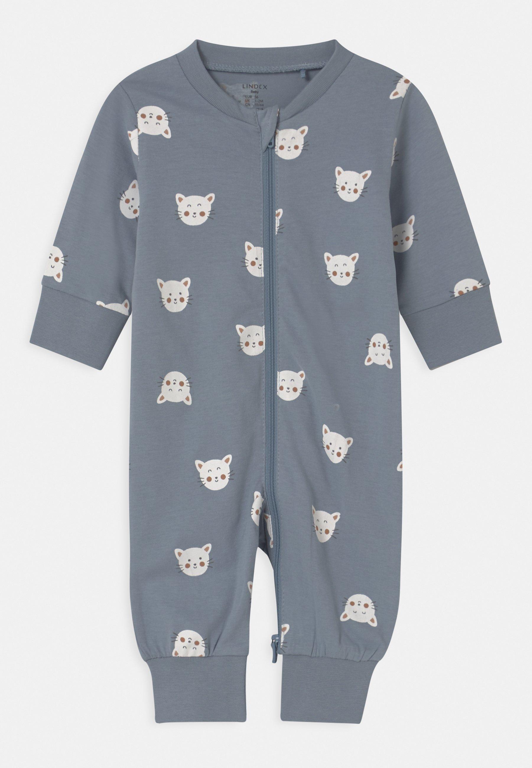Kids CAT FACES UNISEX - Pyjamas