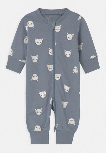 CAT FACES UNISEX - Pyjamas - blue