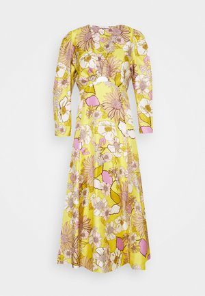 Cocktail dress / Party dress - jaune/lilas