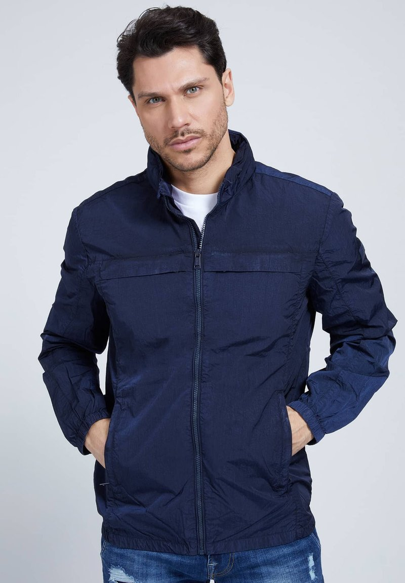 Guess - Summer jacket - blau