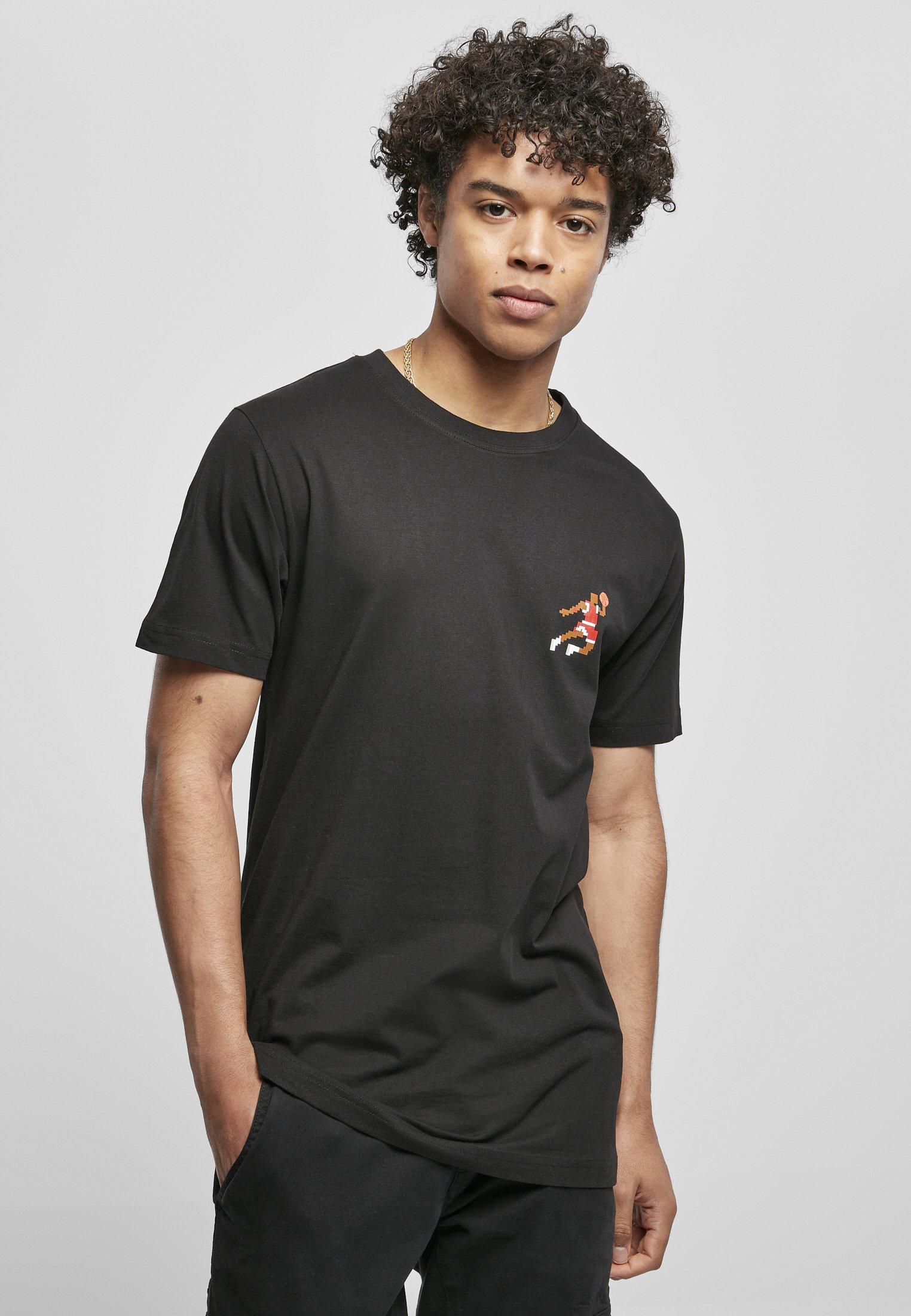 Herren SMALL BASKETBALL PLAYER TEE - T-Shirt print