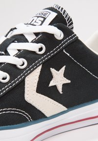 Converse - STAR PLAYER OX - Joggesko - black/milk - 5