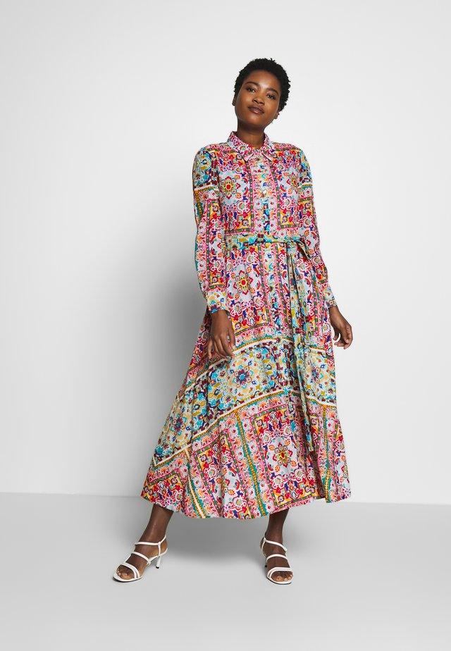 CELSIUS - Shirt dress - tourquise