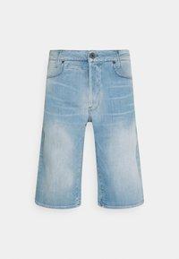 G-Star - D-STAQ - Denim shorts - sun faded aqua marine - 5