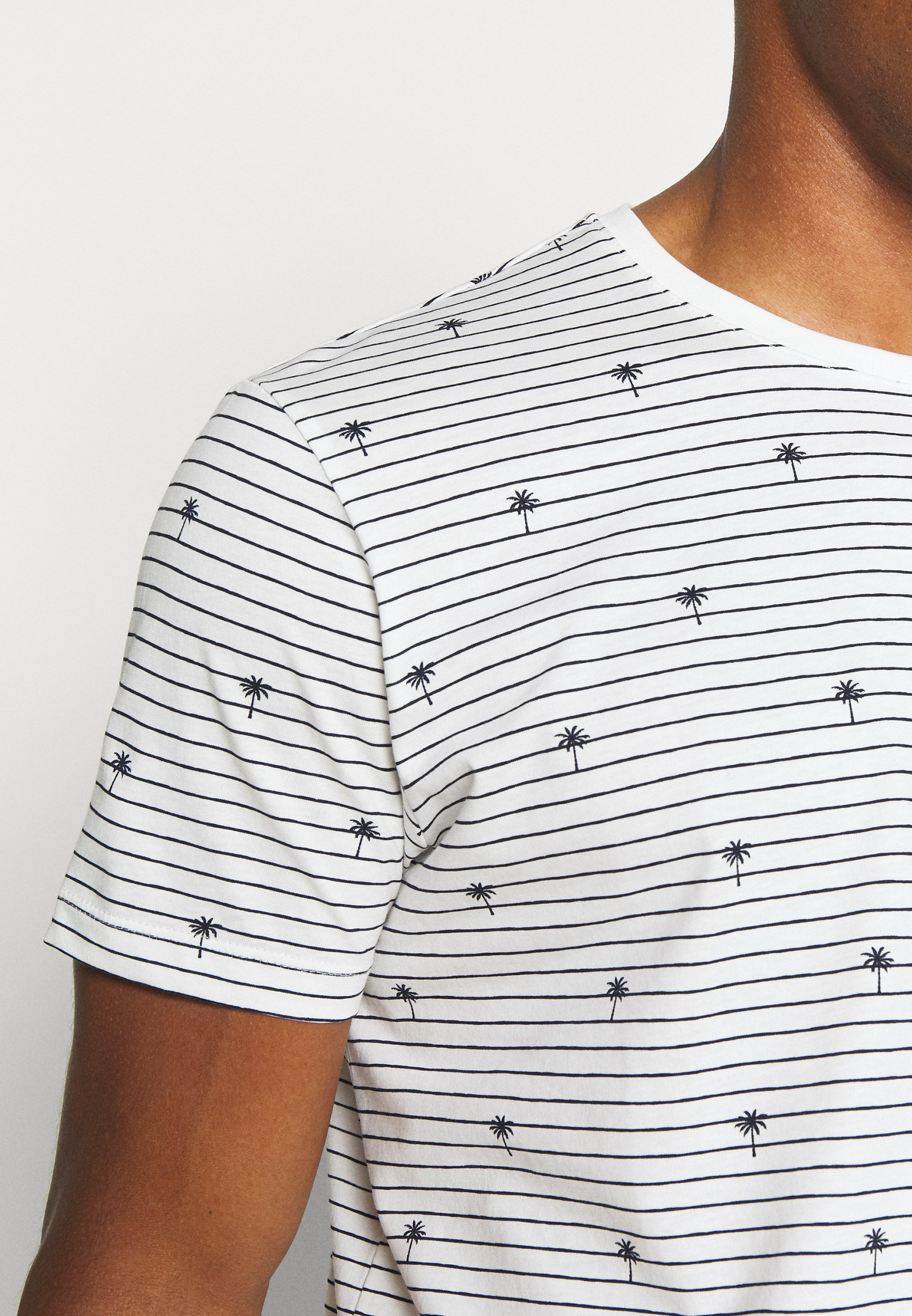 Men PALM - Print T-shirt