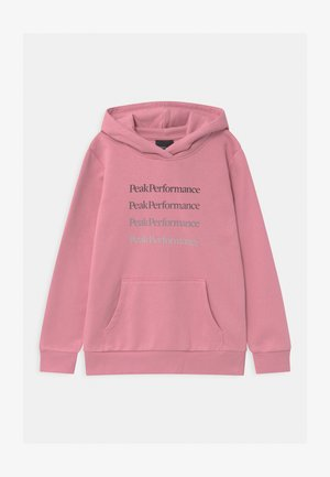 GROUND HOOD UNISEX - Hoodie - frosty rose