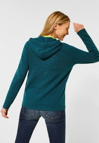Cecil - FLEX  - Cardigan - atlantic green melange - 2