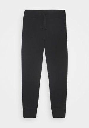 BASIC BOY - Tracksuit bottoms - black