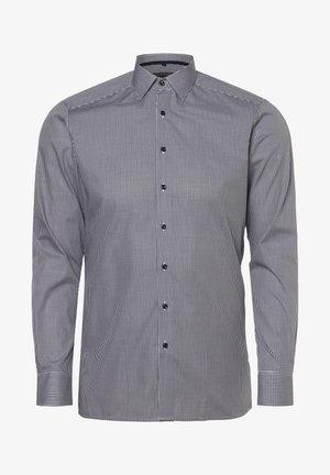 Formal shirt - marine weiß