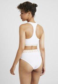 Versace - ALTO INTIMO DONNA - Braguitas - bianco ottico - 2