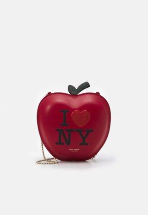 3D NY XBODY - Sac bandoulière - red multi