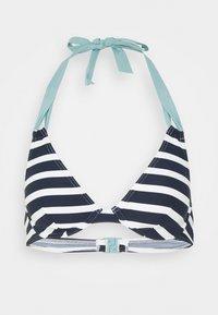 Esprit - TAMPA BEACH  - Bikini top - navy - 4