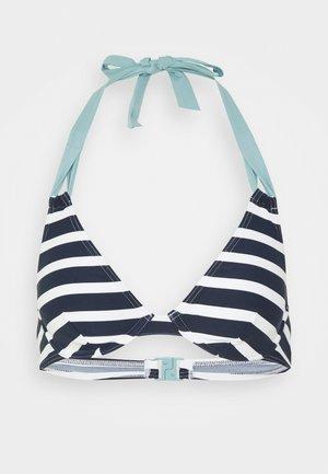 TAMPA BEACH  - Bikini top - navy
